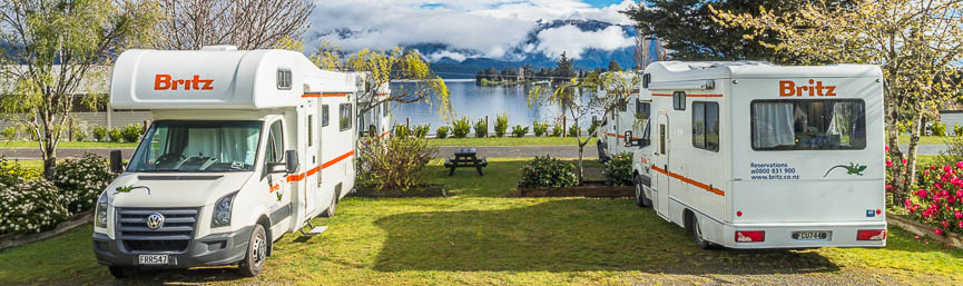 Accommodation - Holiday Park / Campsite in Te Anau