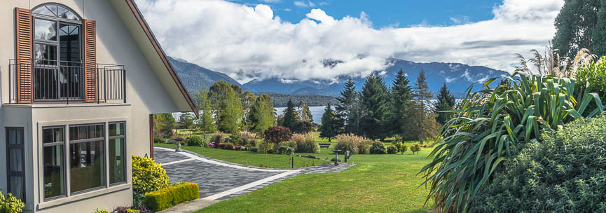Luxury accommodation in Te Anau, Fiordland