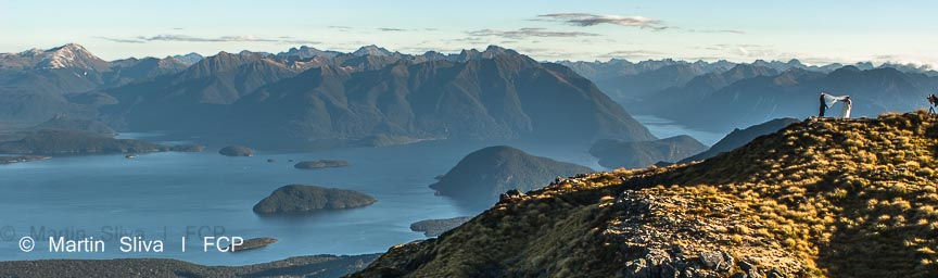 Wedding - get married in Fiordland, Te Anau, visit from Queenstown